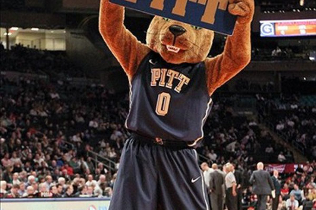 Pitt needs a victory to stay alive (Mandatory Credit: Anthony Gruppuso-US PRESSWIRE)