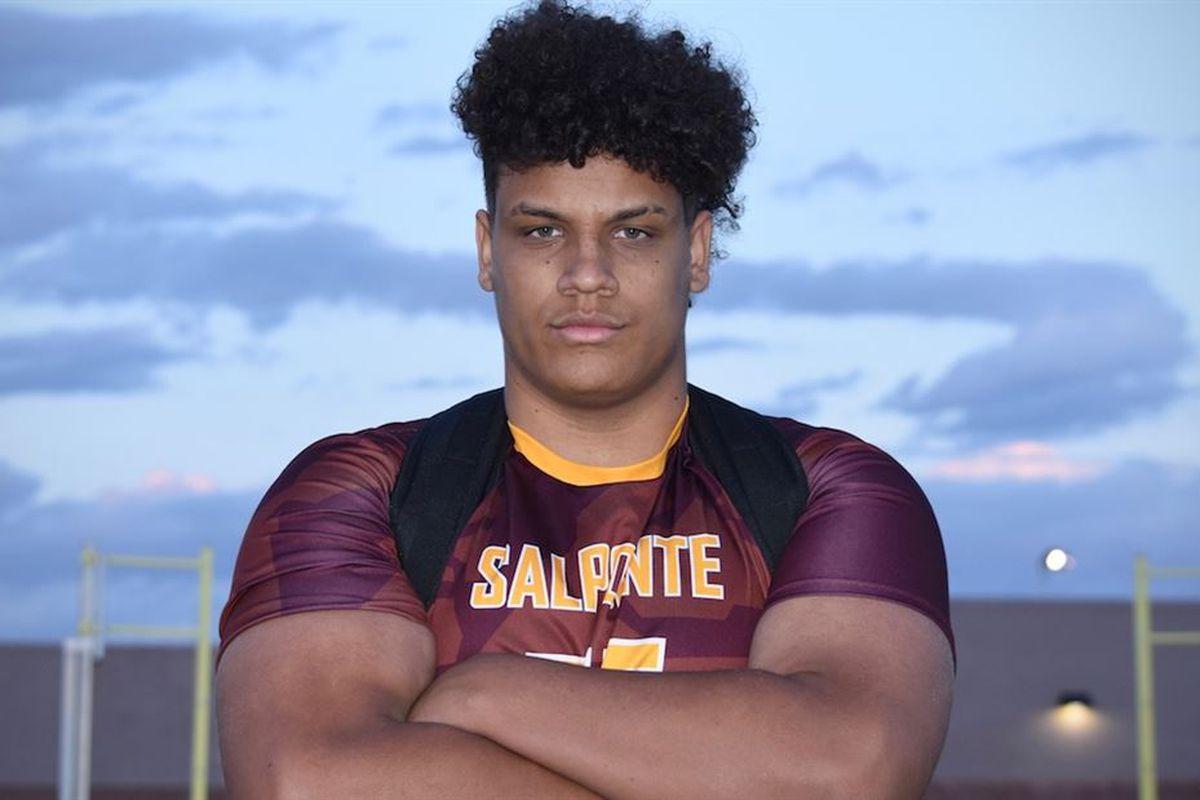 Arizona-Wildcats-Jonah-Miller-2021-football-recruiting-Tucson-Salpointe-asu-Sumlin