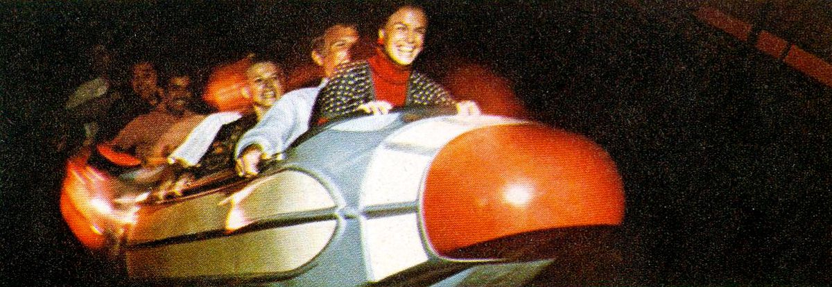 Riders on Space Mountain