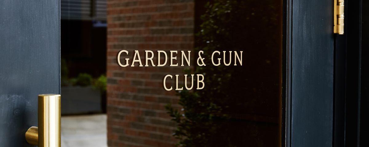 Garden And Gun Club Open At The Battery Atlanta Eater Atlanta