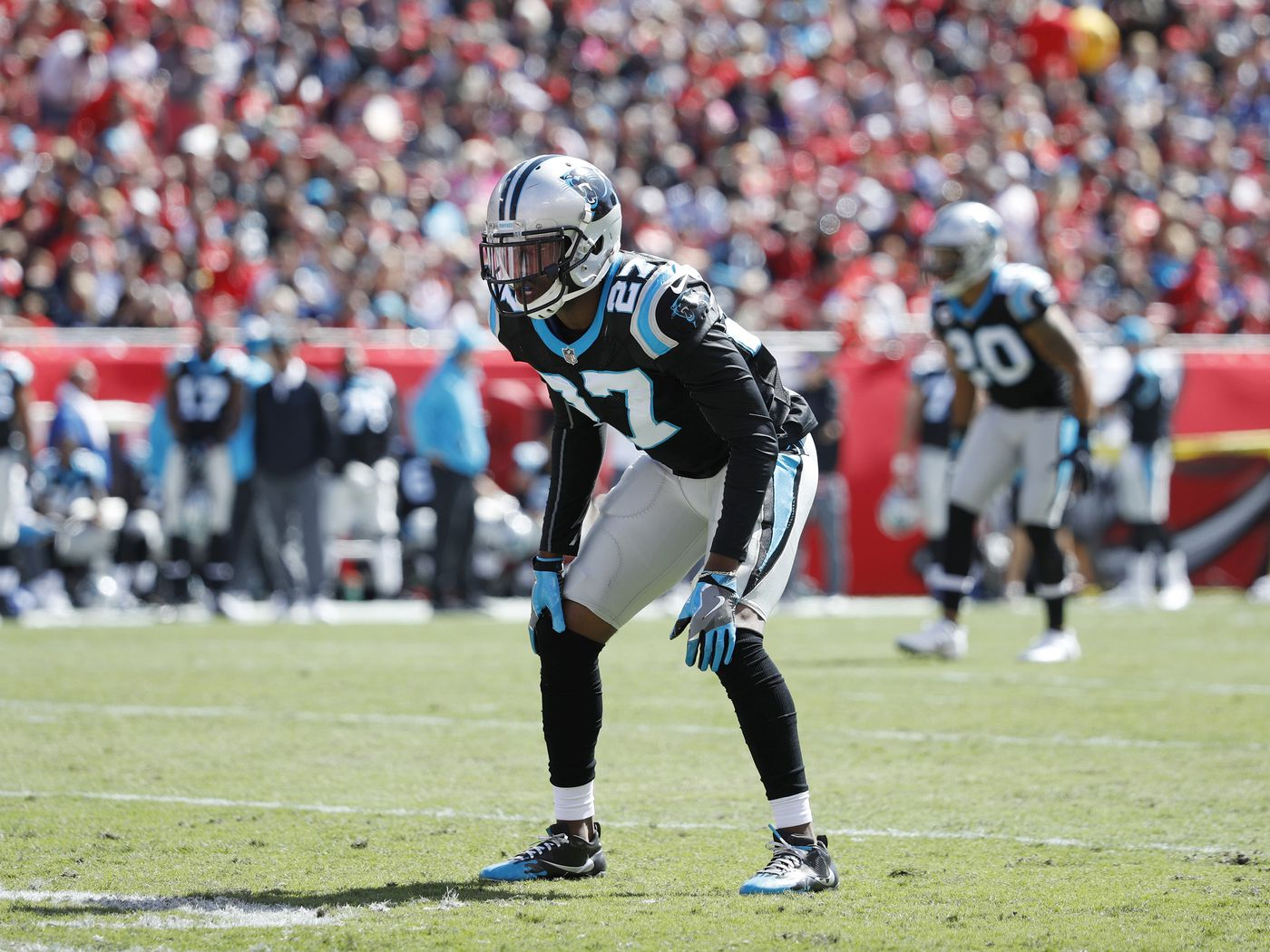 Colts Worked Out CBs Kevon Seymour, Will Sunderland - Stampede ...