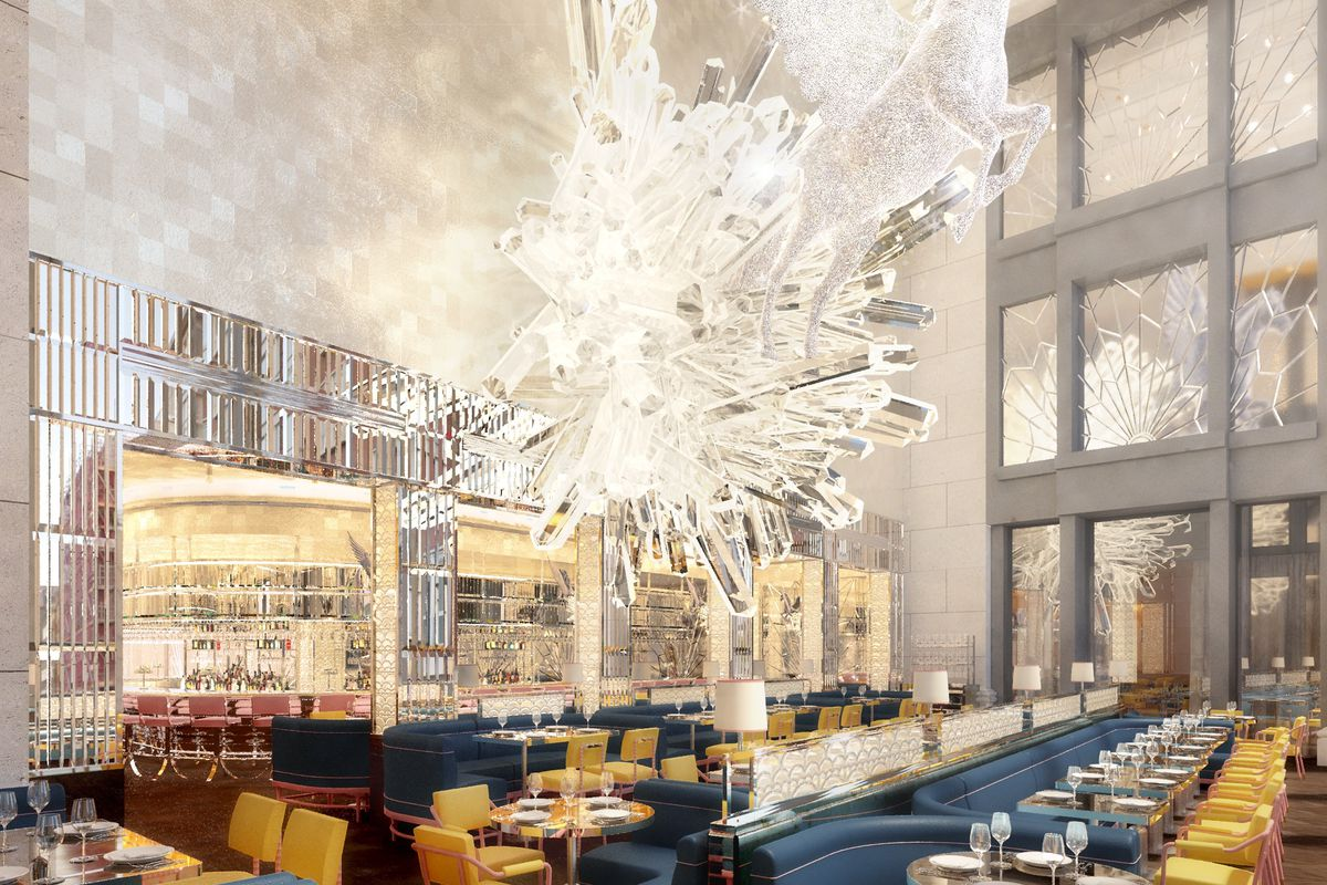 67a09d1c69ff9 Richard Caring and Caprice Holdings  newest restaurant  Brasserie of Light  at Selfridge s Brasserie of Light  Official Photo