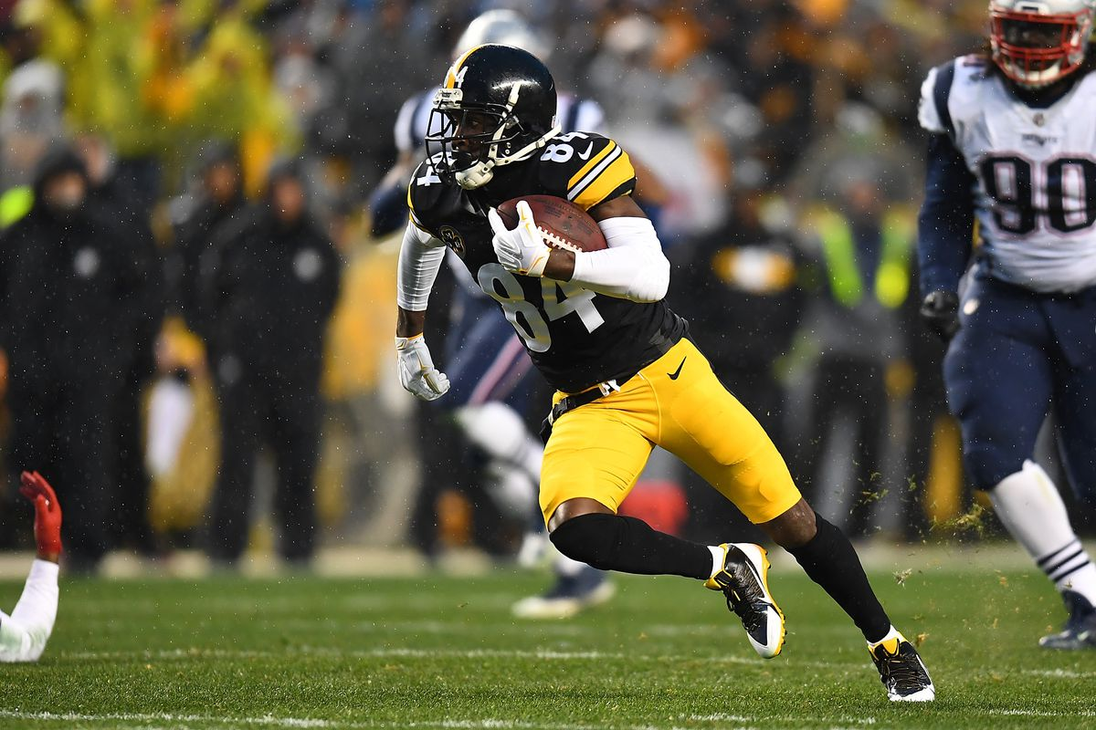 Antonio Brown injury update: Steelers wide receiver ...