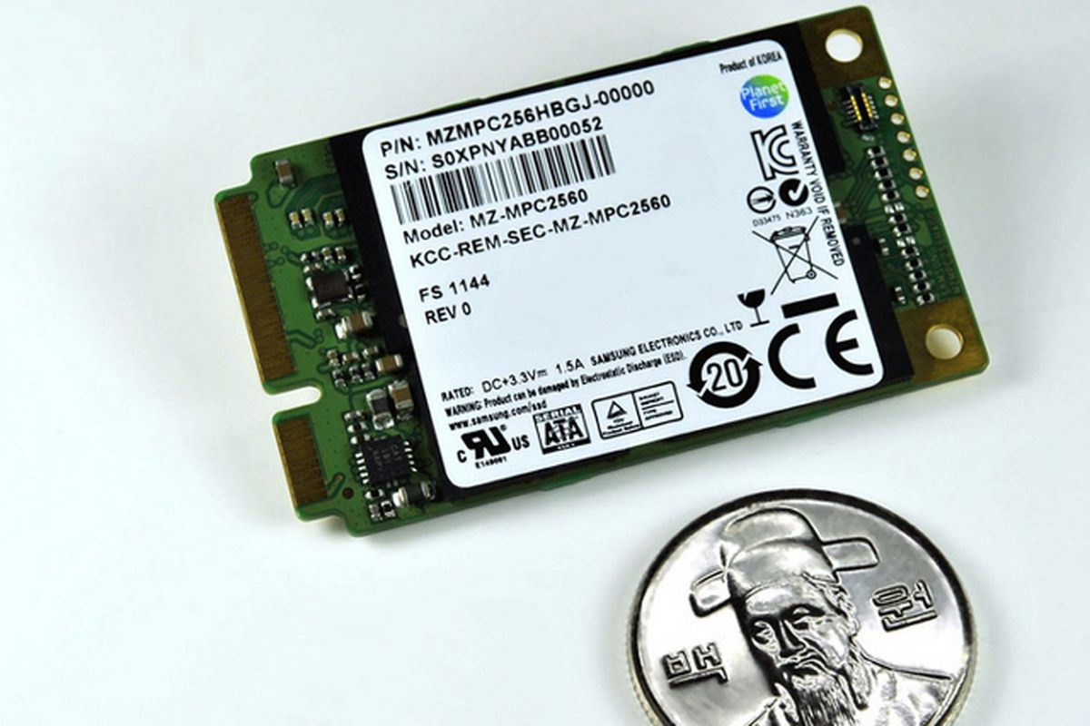 what is msata ssd drive