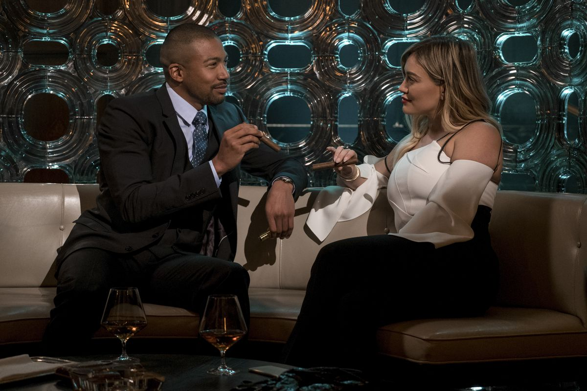 Hilary Duff as Kelsey Peters in season 4 of 'Younger.'