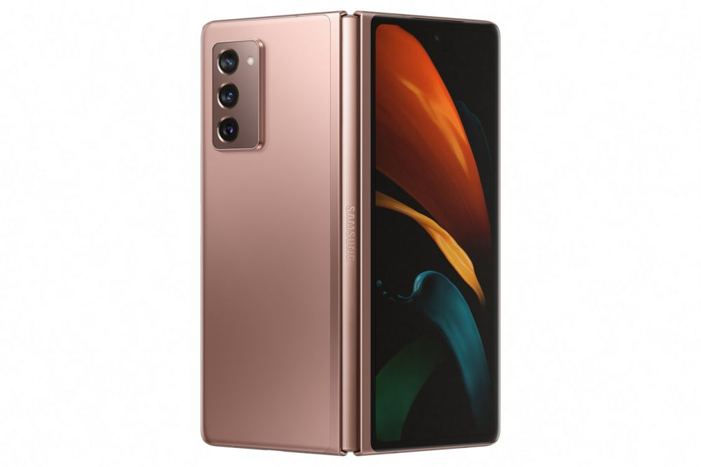 Samsung announces the Galaxy Z Fold 2 with bigger screens and better cameras