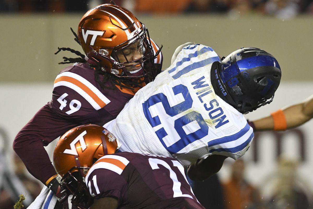 Devils Fall To Virginia Tech 24 3 Duke Basketball Report