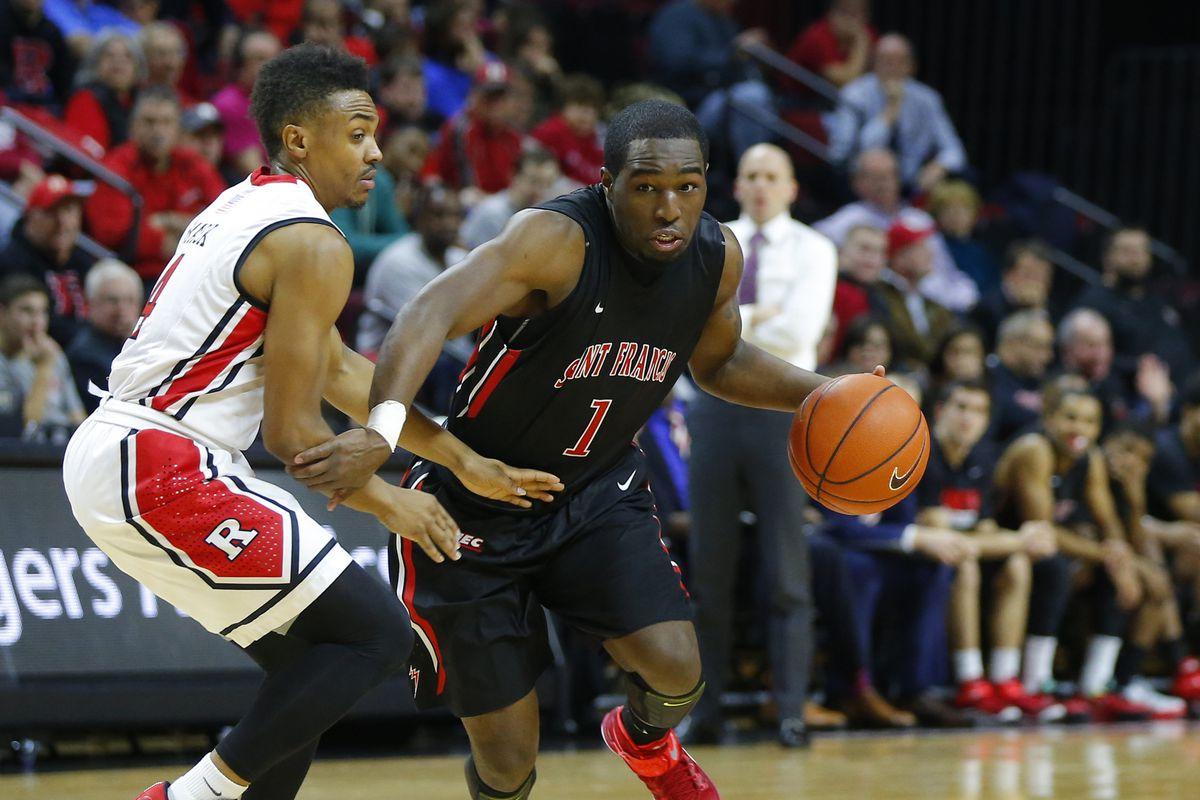 NCAA Basketball: St. Francis (PA) at Rutgers