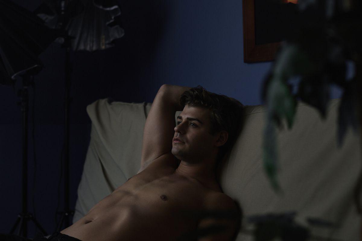 All Disney Porn disney's garrett clayton plays porn star in reeling closer