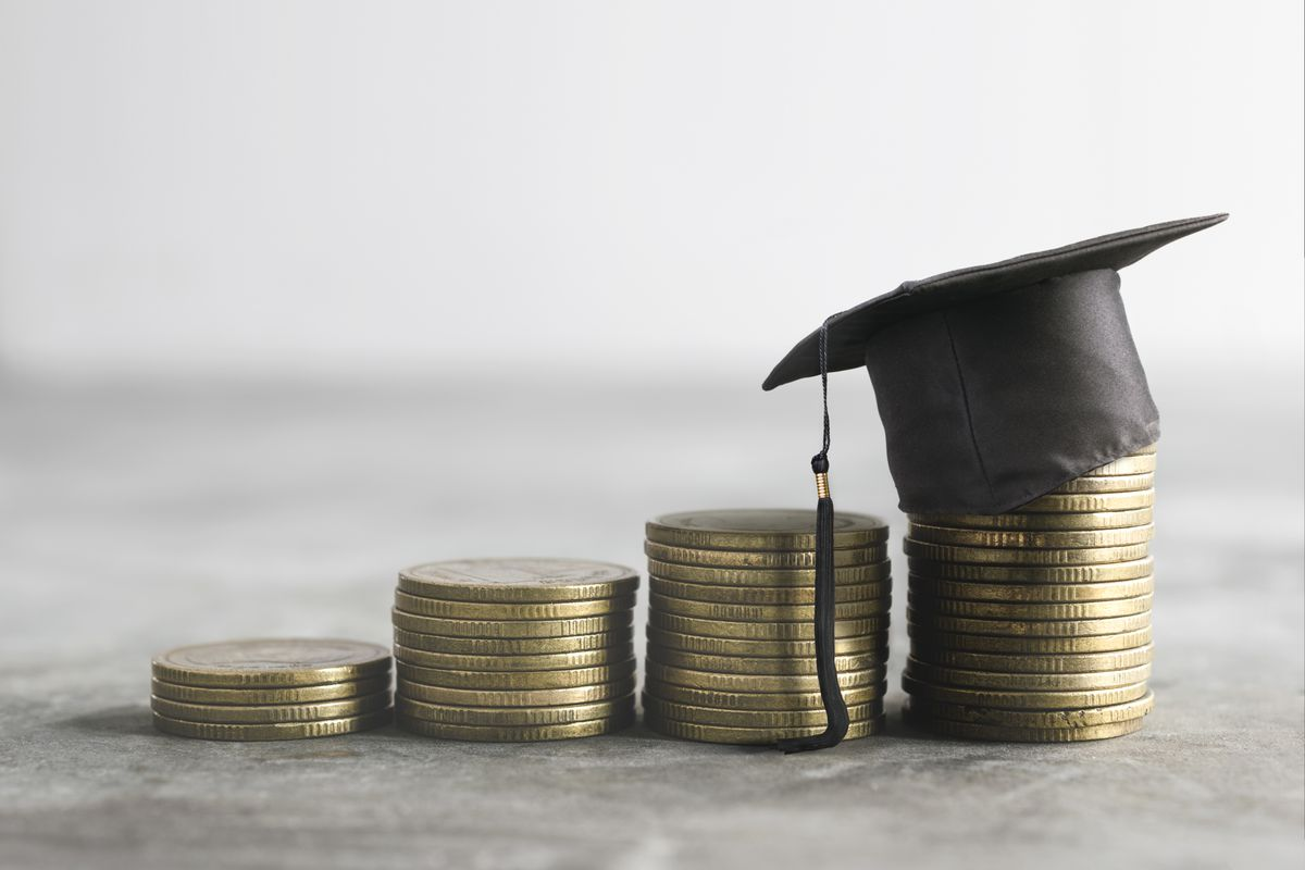 FILE - College scholarships have been awarded to 26 high school seniors in Utah through the Daniels Fund, created by cable TV pioneer Bill Daniels.