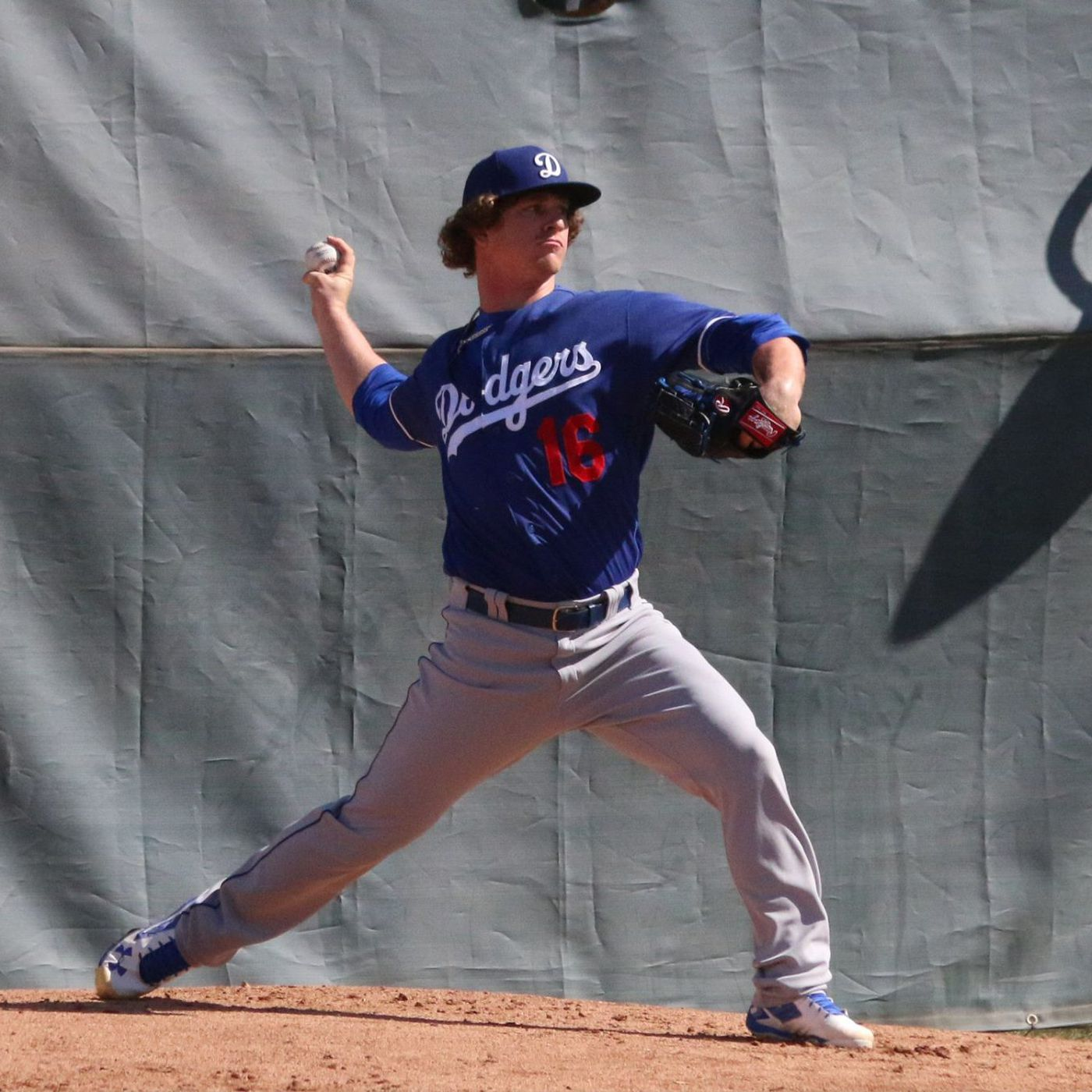 Dodgers trade deadline: On the outgoing Grant Holmes
