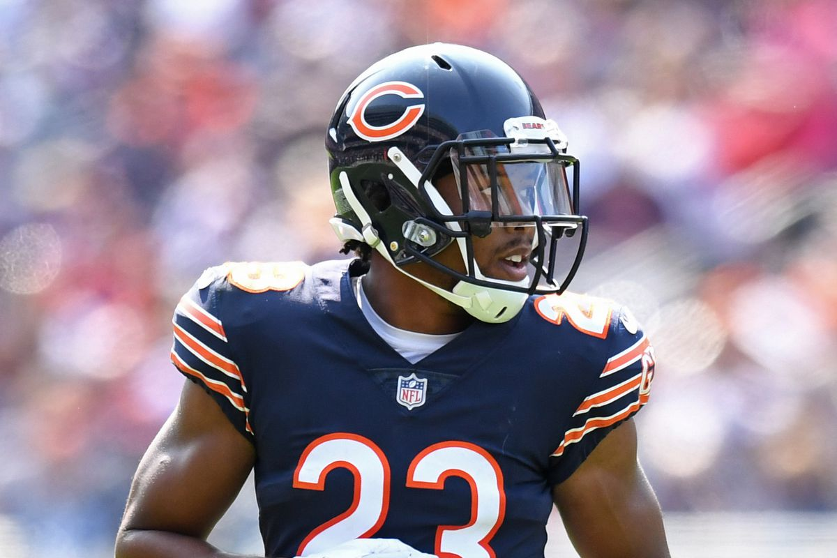 664c0a9168542d Chicago Bears 2018 Roster Turnover: Corner could end up the biggest need on  the team