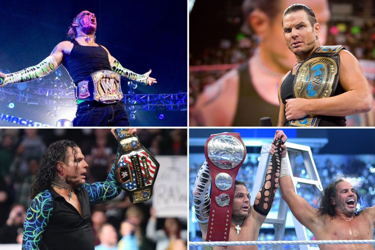 964030b4 The historical significance of Jeff Hardy's U.S. Title win on Raw ...