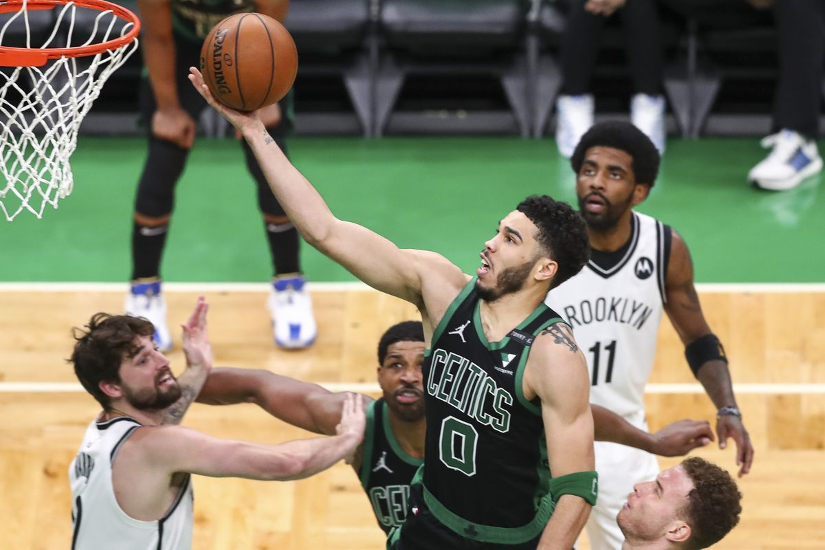 Celtics Vs Nets Final Score Tatum And Smart Lead Boston To Game 3 Victory Vs Nets In First Round Of Nba Playoffs Draftkings Nation