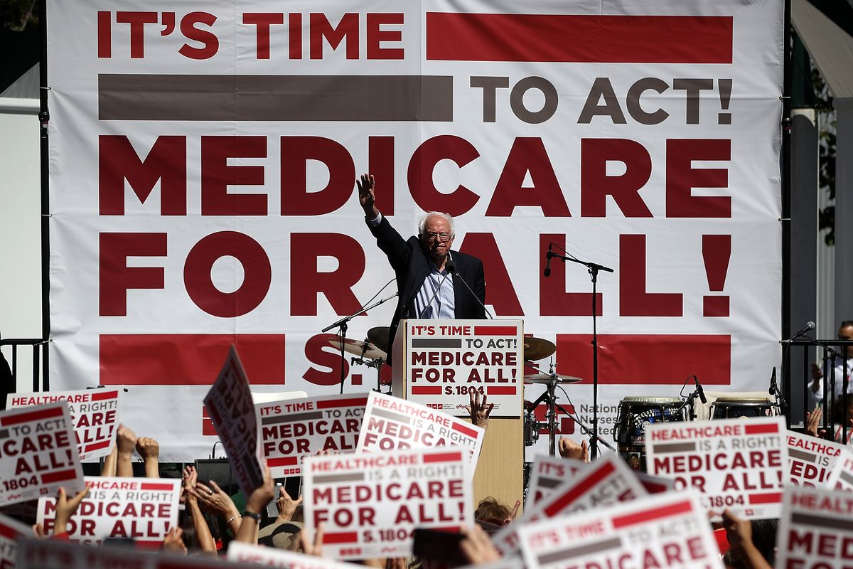 Medicare-for-all bill: budget reconciliation and Byrd Rule are