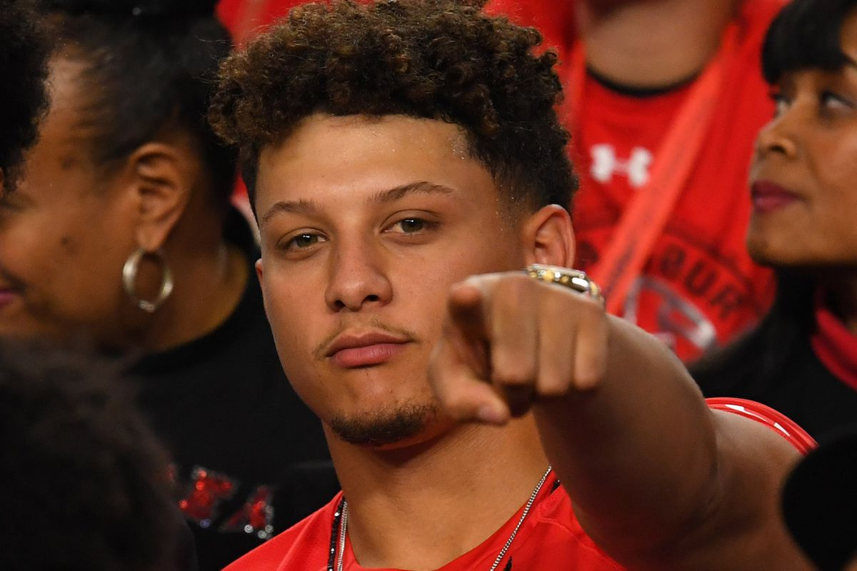 Chiefs Patrick Mahomes Says He Should Be Rated 100 On