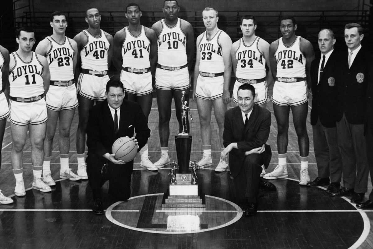 55 years later, Loyola's 'Game of Change' lives on with