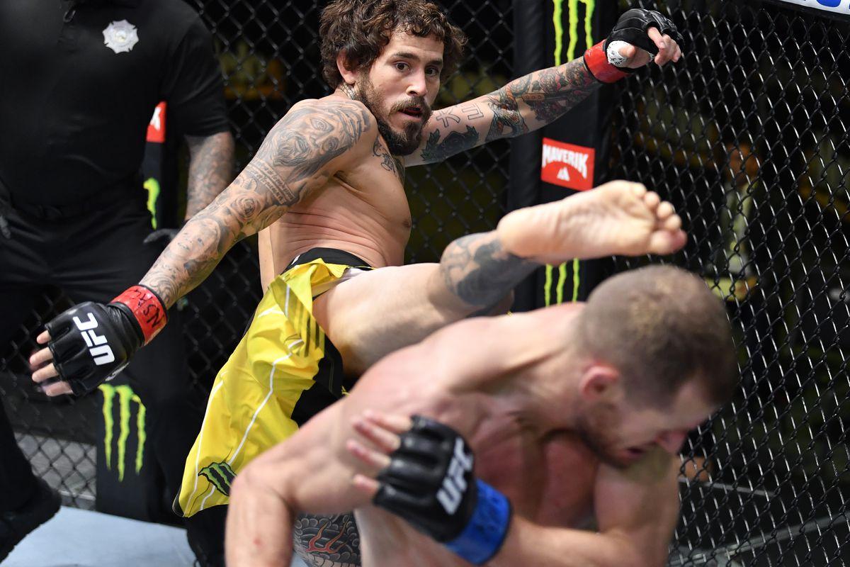 UFC Fight Night: Vera v Grant