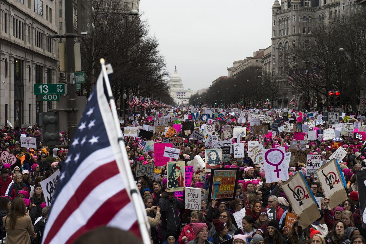 News: Women's March on Washington
