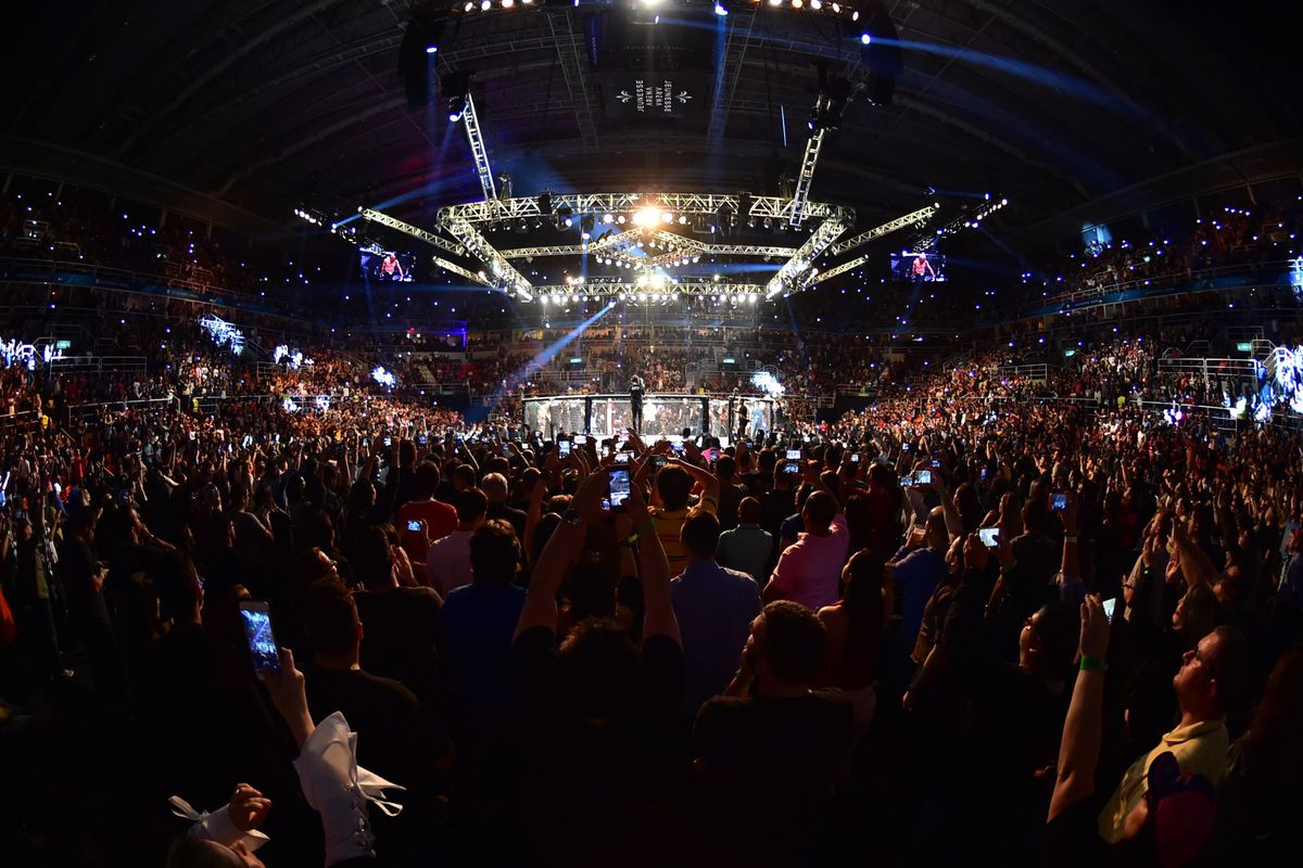 report: ufc's late 2017 schedule includes ppv in detroit, return to