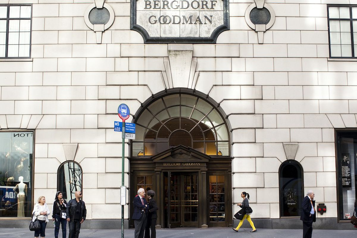 The significance behind bergdorf goodman 39 s new jewelry - Bergdorf goodman salon ...