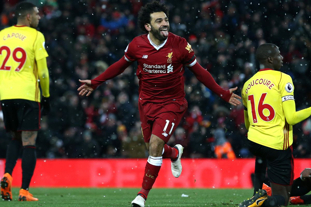Liverpool legend Lawrenson on Salah: No player has had better first season