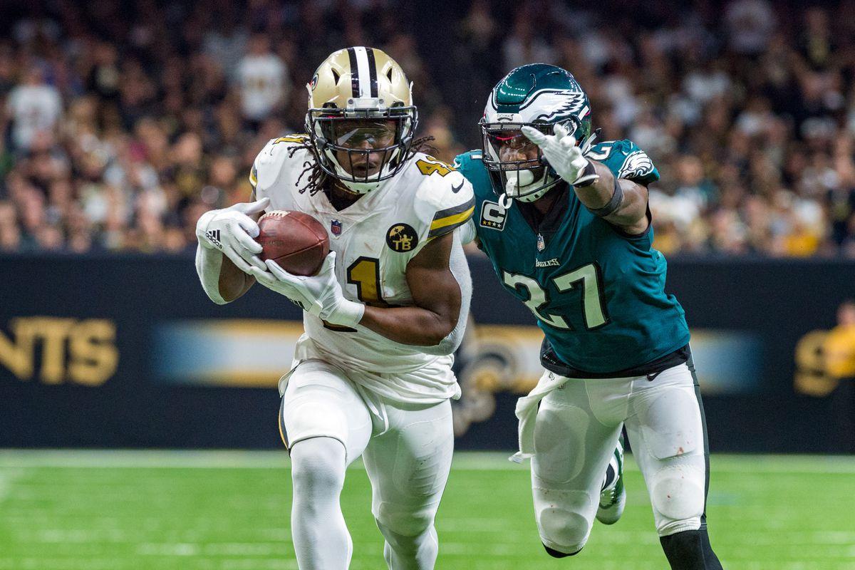 NFL: Philadelphia Eagles at New Orleans Saints