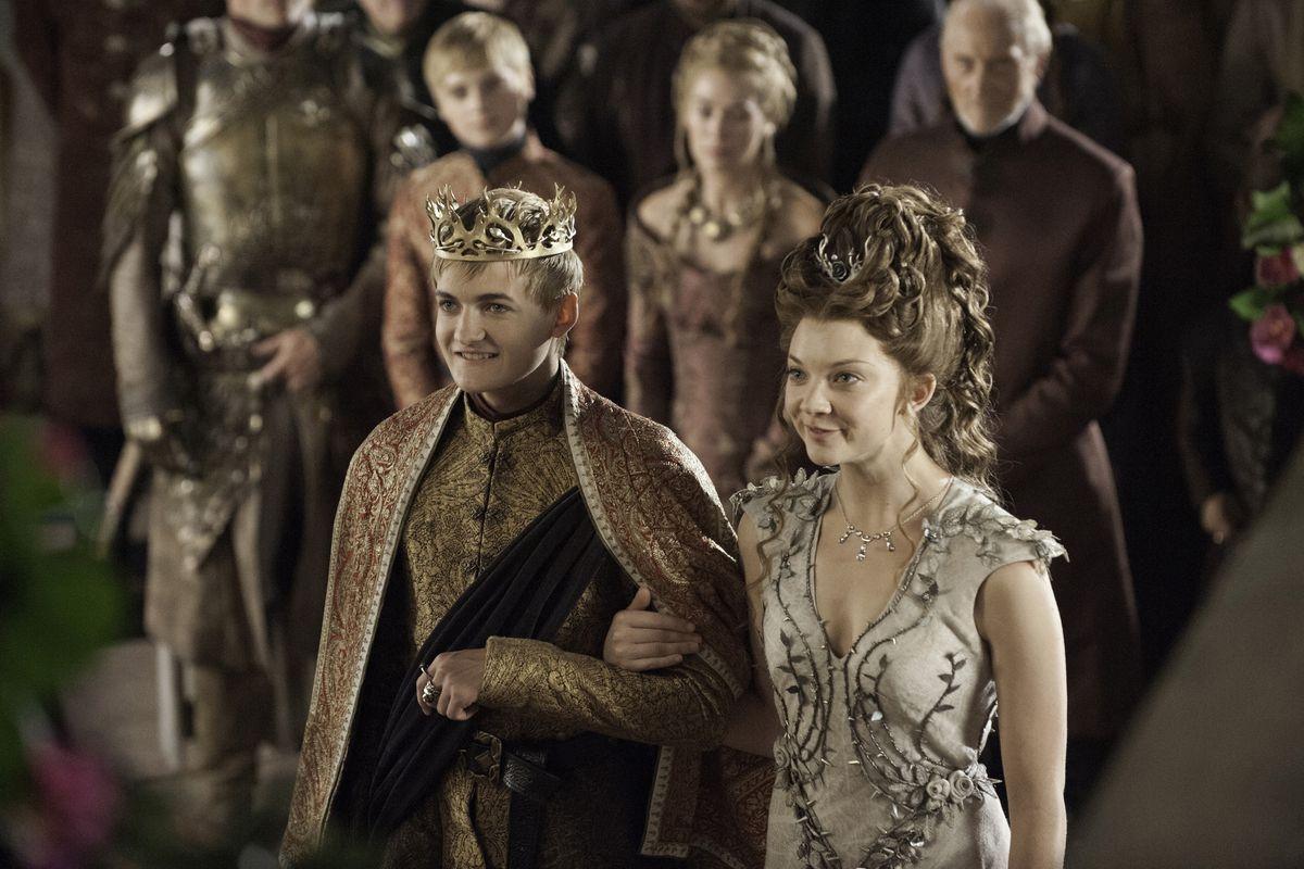 The royal wedding.