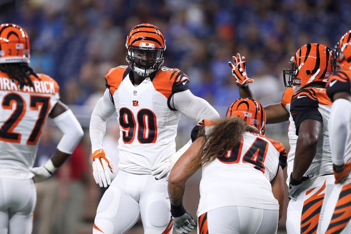 Bengals Depth Chart Brandon Lafell Listed As Starter Defensive Line Remains Questionable