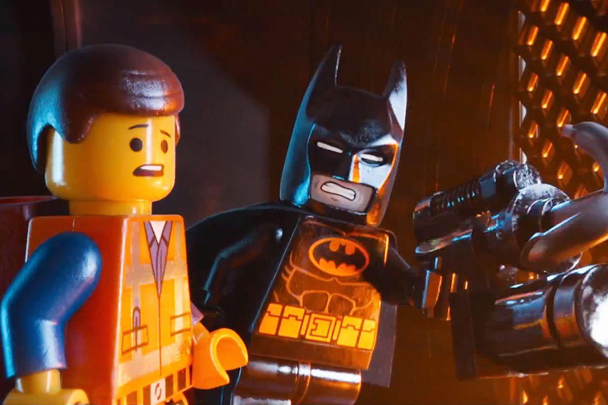 Lego Movie Batman