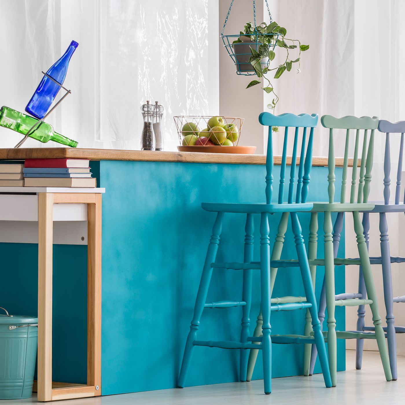 How To Spray Paint Wood Furniture This Old House