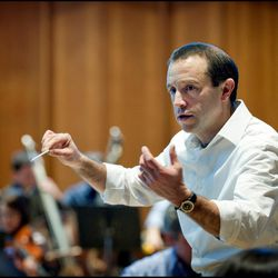 Mark Wigglesworth will guest conduct the Utah Symphony during a week of the Masterworks Series in the 2017-18 season.