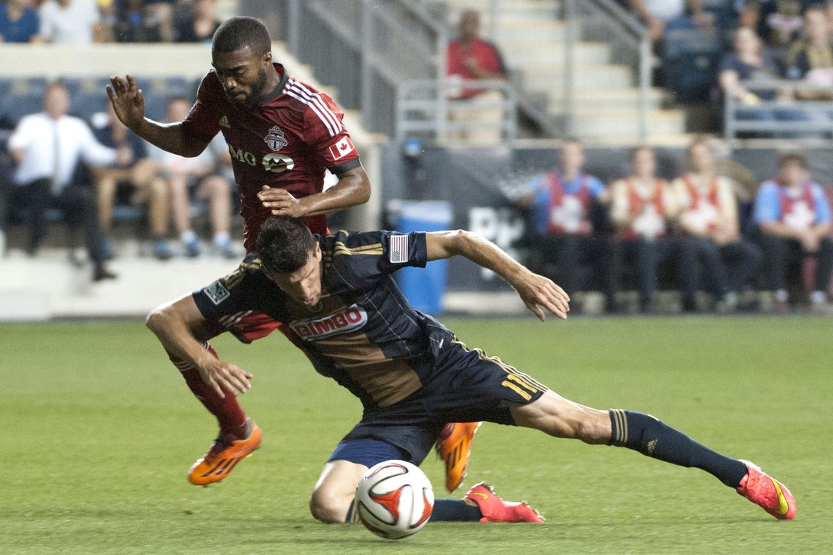 Scores goal, sets them up, and goes down smooth - is Sebastien Le Toux underappreciated?
