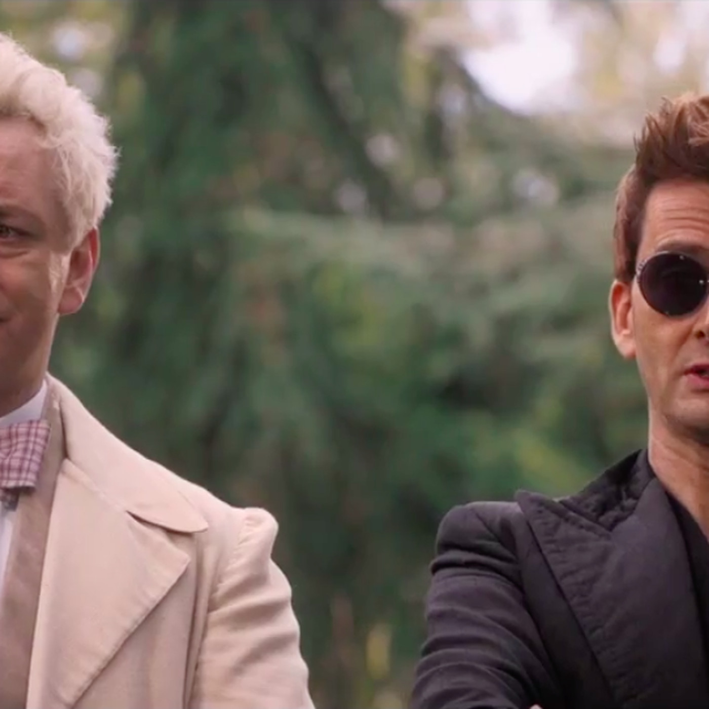 Review: Good Omens isn't perfect, but it's fun, and that's