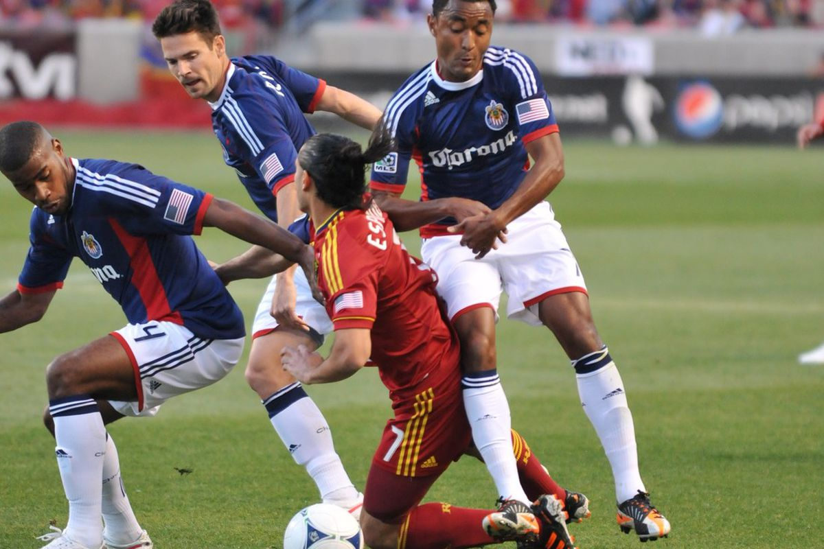 9e273309da2 If you want to know about the pressure Chivas USA was putting on Real Salt  Lake all night