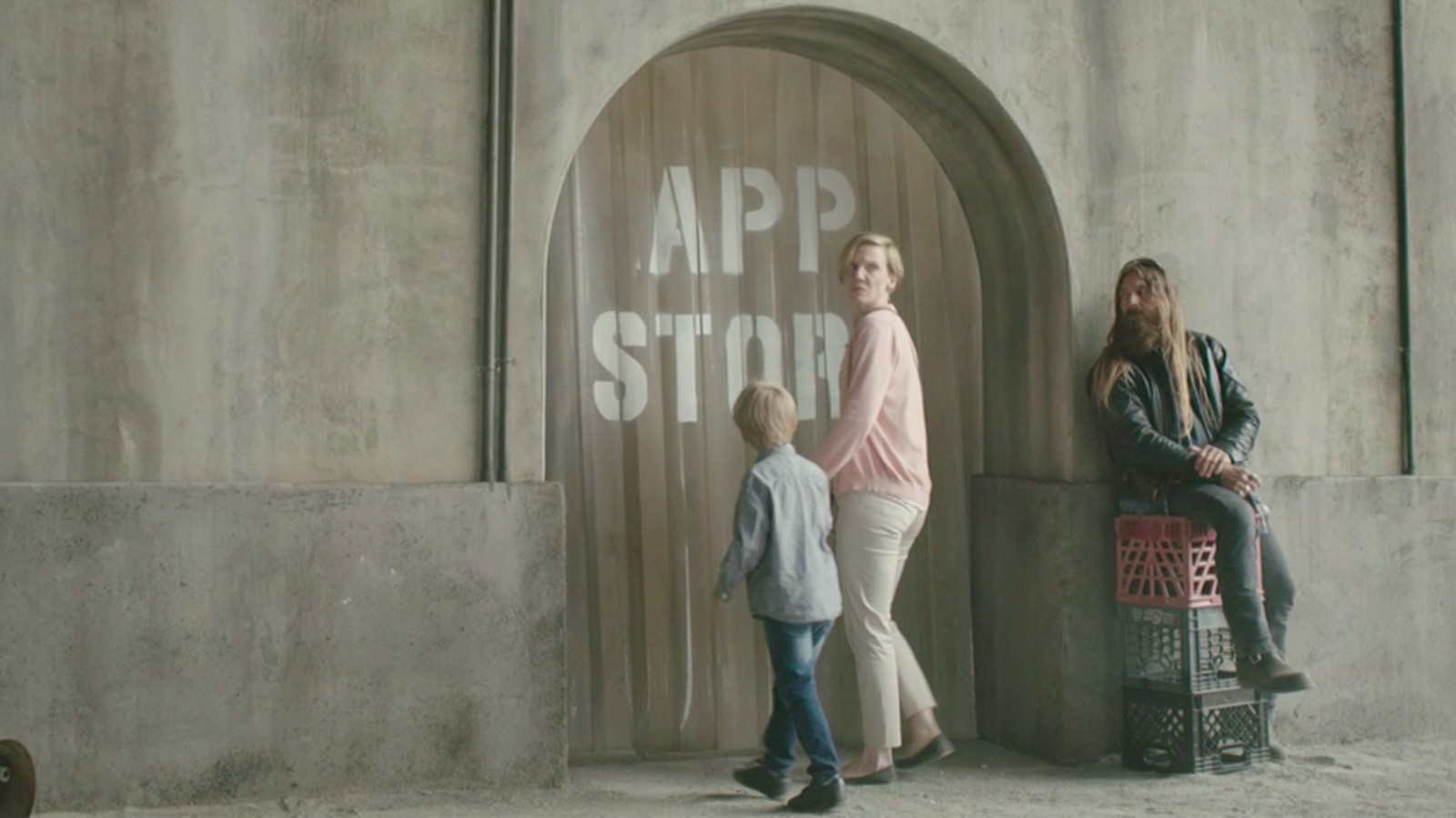 Watch: Apple's New Video Depicts a World Without Apps