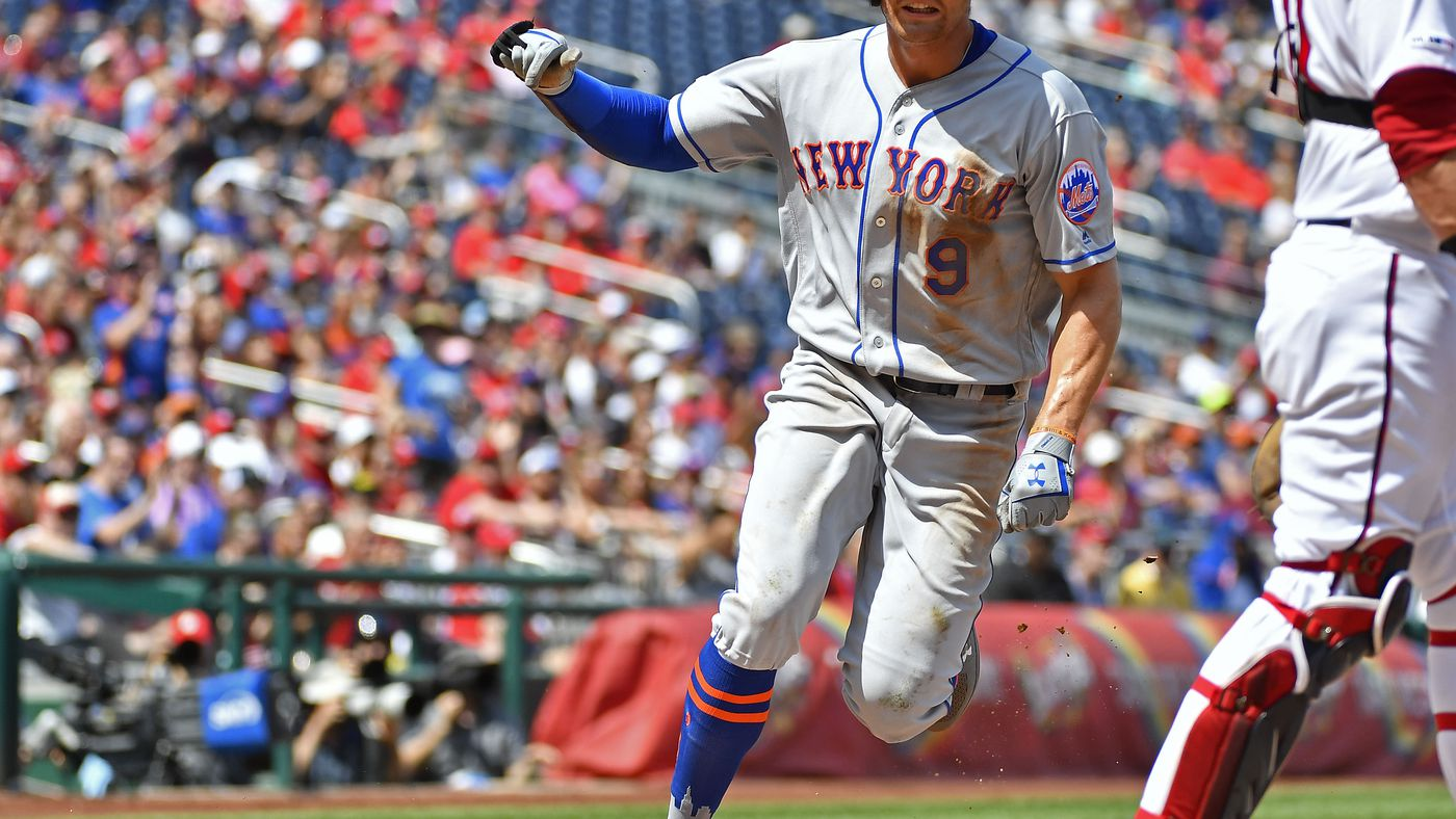 A healthy Mets team leads to lineup crowding with Nimmo, Cano & Lowrie