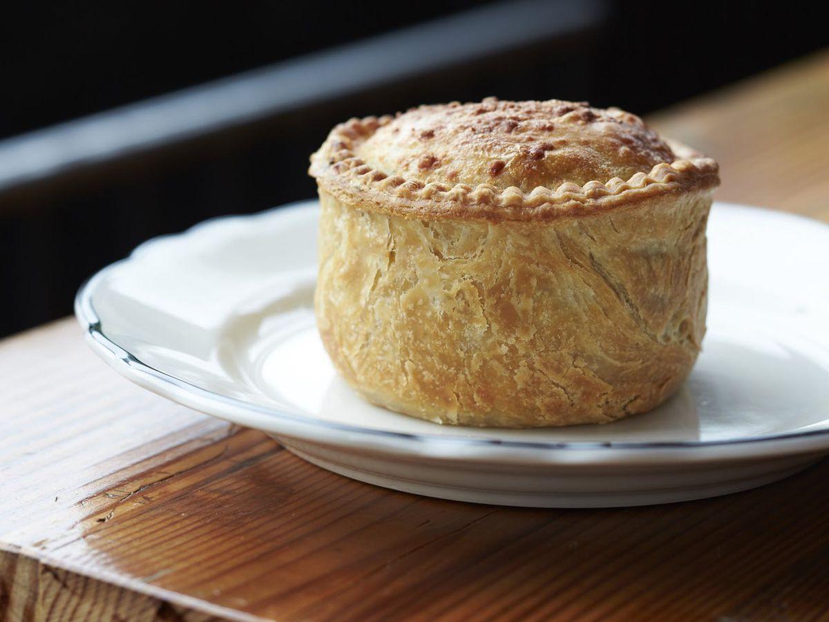 A Royal Pie.