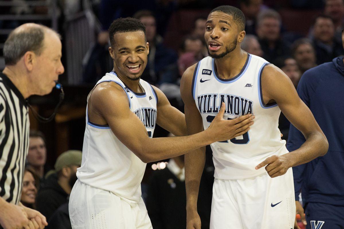 NCAA Basketball: Xavier at Villanova