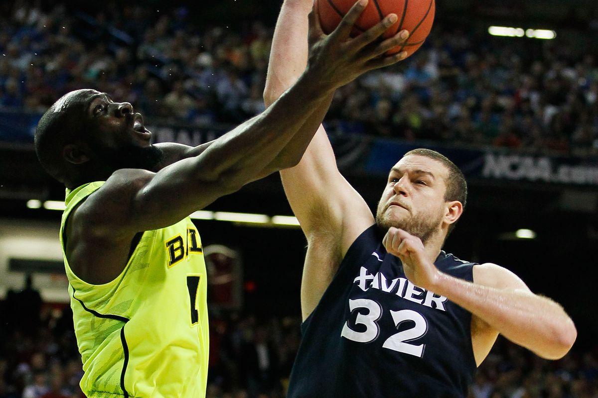 NCAA Basketball Tournament - Xavier v Baylor