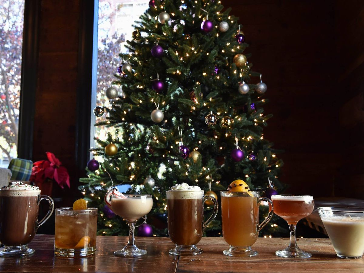 Icenhauer's holiday cocktails