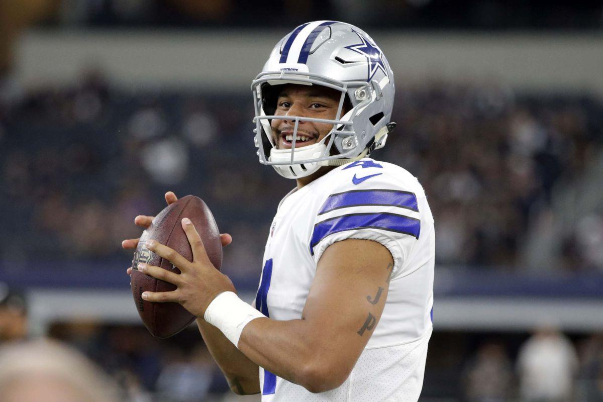 NFL: Oakland Raiders at Dallas Cowboys