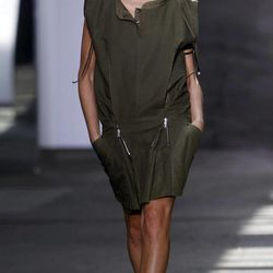 The Edun Spring 2013 collection is modeled during Fashion Week, Saturday, Sept. 8, 2012, in New York.