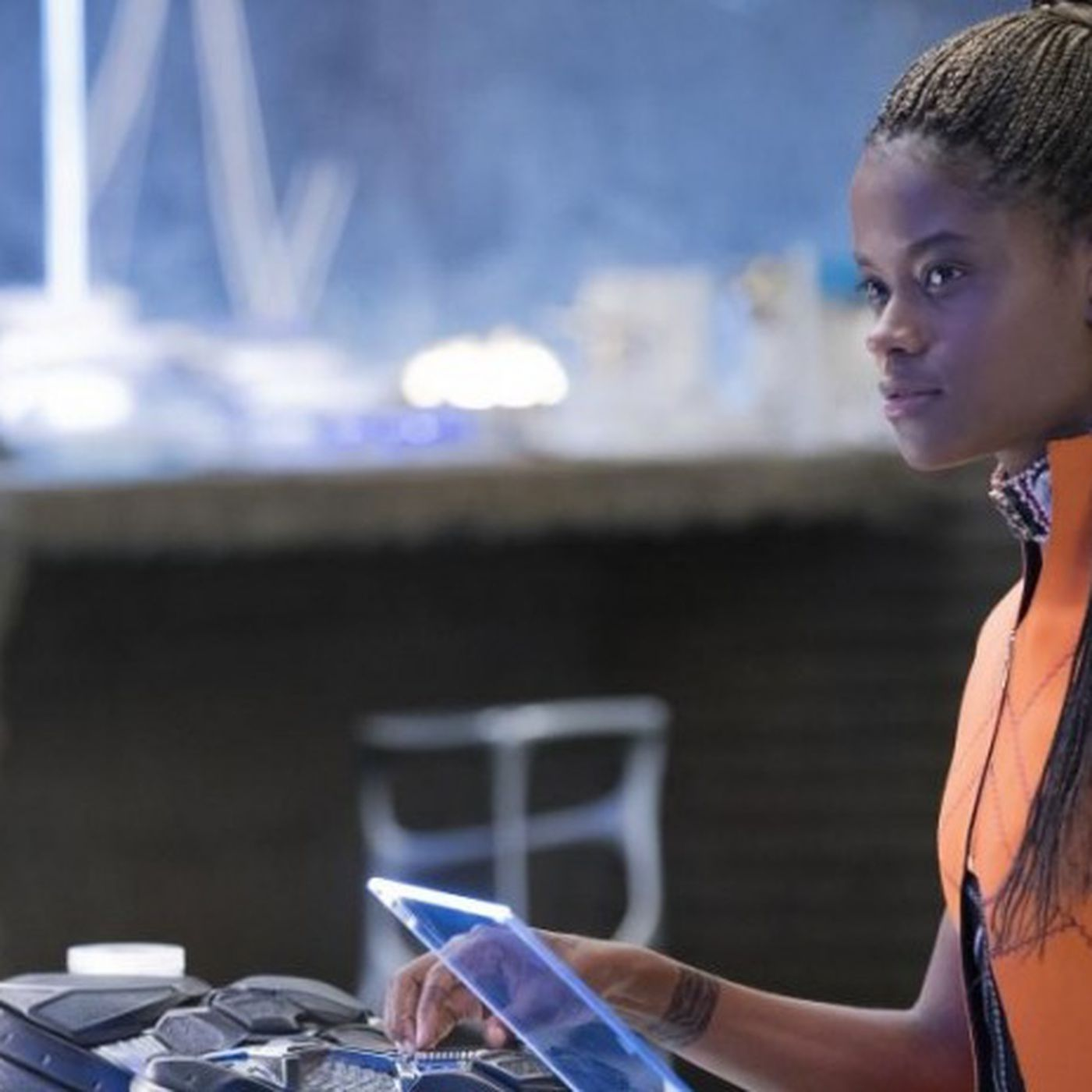 Why Shuri, Black Panther's teen girl genius, is Marvel's
