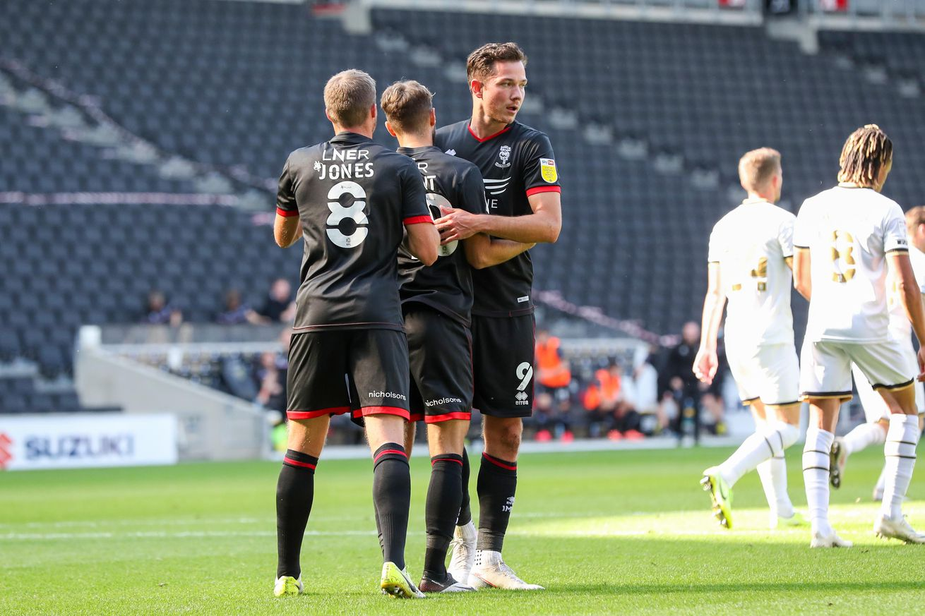 Milton Keynes Dons v Lincoln City - Sky Bet League One