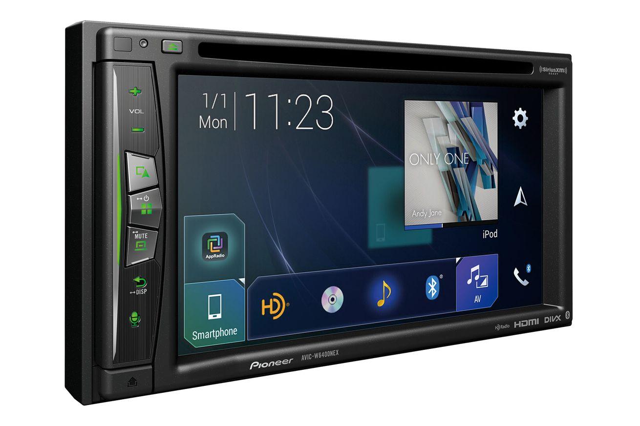 pioneer debuts three new wireless carplay systems