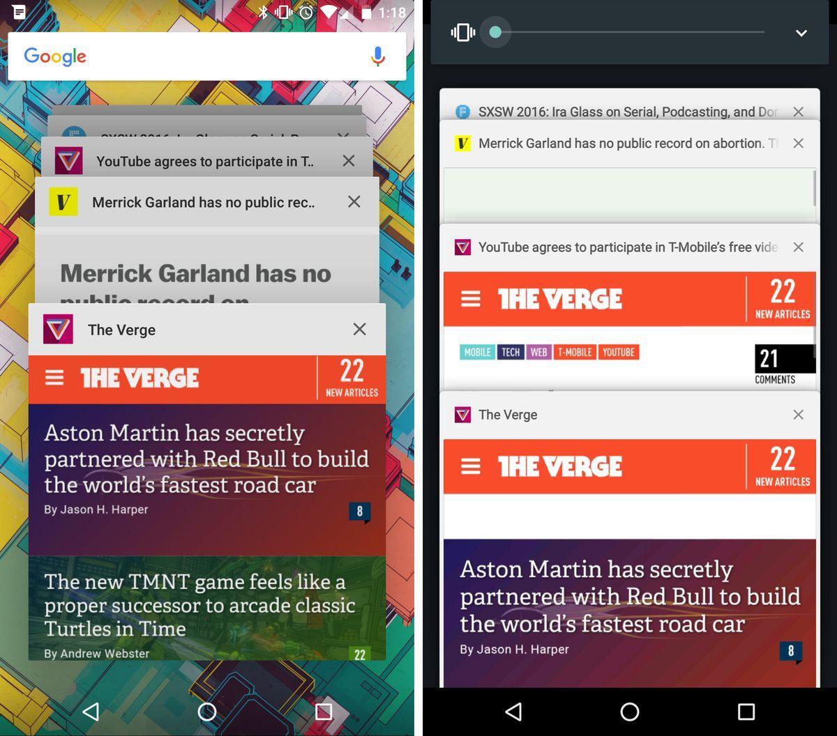 chrome tabs android screens-news-jake/verge