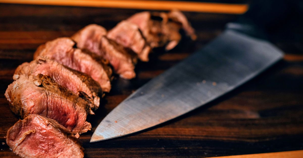 """Venison: How to do inner loins right in """"Braising the Wild"""""""