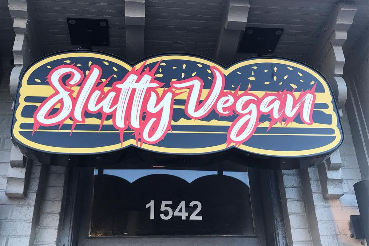 Slutty Vegan Burger Restaurant Opens in Westview, Atlanta