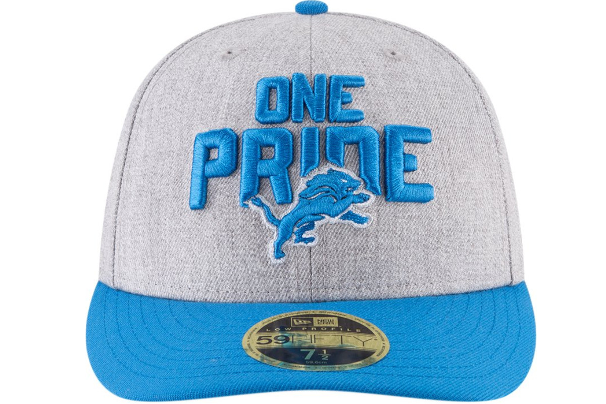 factory price cheap sale temperament shoes Detroit Lions draft hat photos: Love them or hate them ...